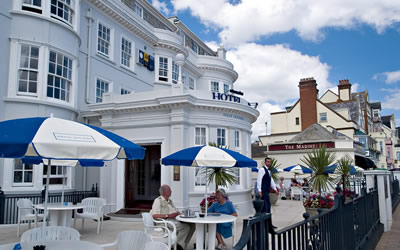 Riveria Hotel - Sidmouth Devon